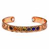 Bracelet Cuivre Magnétique 7 Chakras