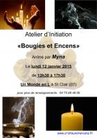 Affiche ateliers bougies encens 12 01 2016