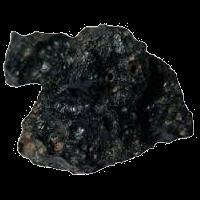 Tectite noire 1