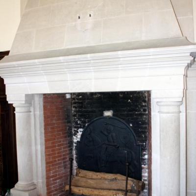 superbe cheminée