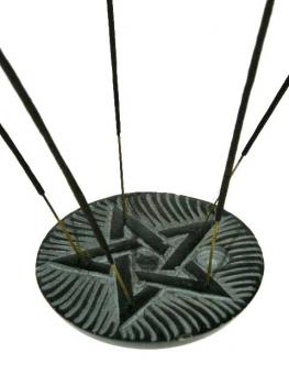Porte Encens bâtons et cônes