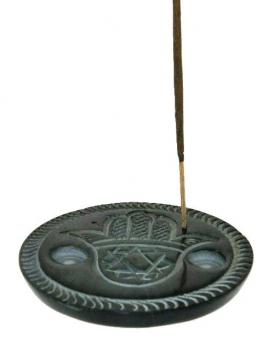 Porte Encens bâtons et cônes (Hamsa)