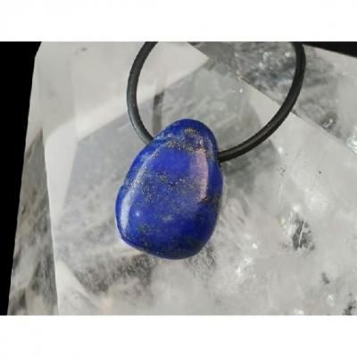 Pendentif  Lapis Lazuli percé