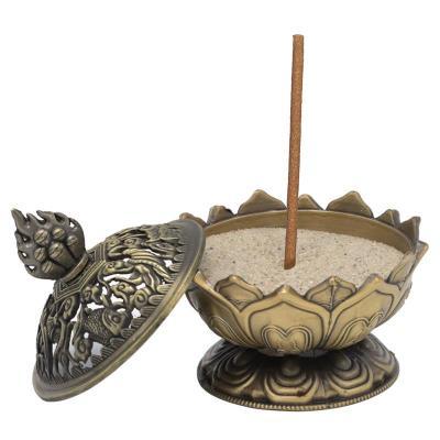 Brûle Encens - Lotus Bronze