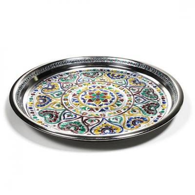 Plat d'offrande Mandala