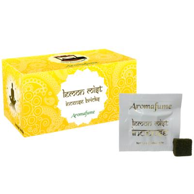 Aromafume briques d'encens Lemon Mist