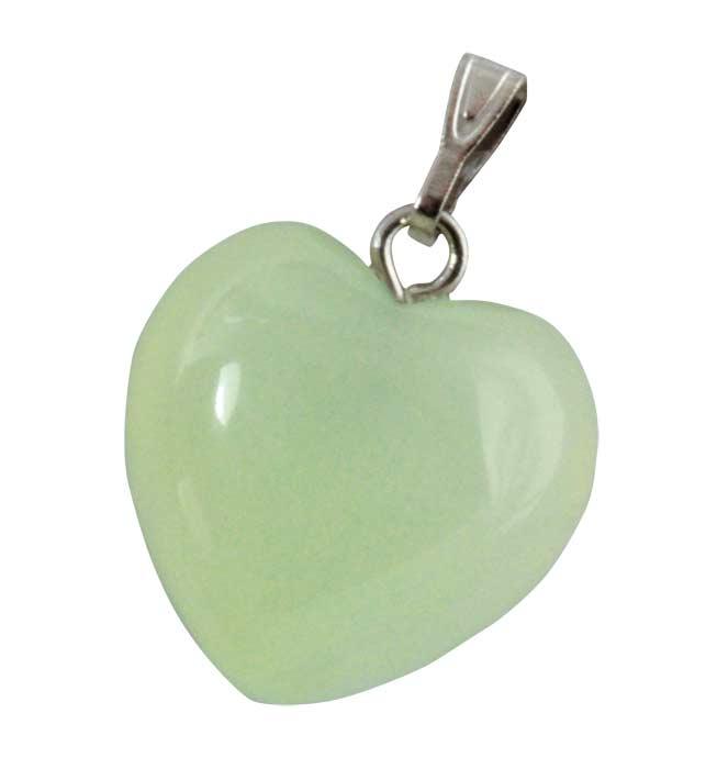 Coeur Jade 15 mm