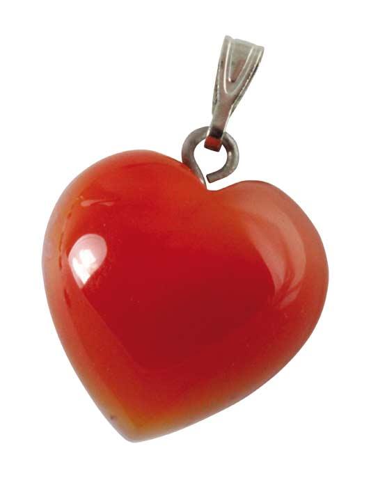 Coeur Cornaline
