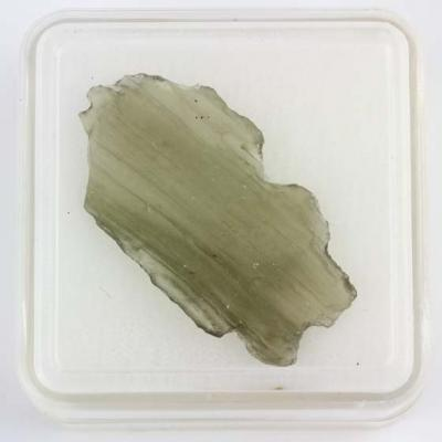Moldavite (20 à 25 mm)