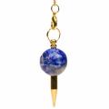 Pendule Sphérique Lapis Lazuli