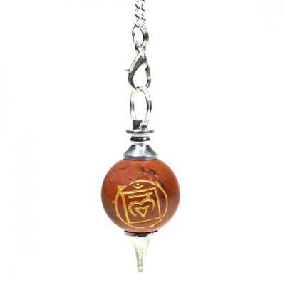 Pendule 1 er chakra Muladhara