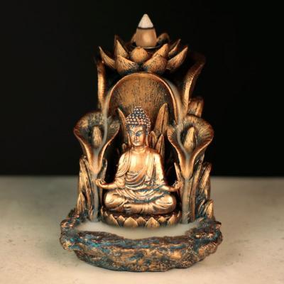 Brûleur d'Encens à Reflux - Bouddha