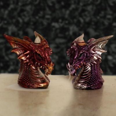Brûleur d'Encens à Reflux - Dragon