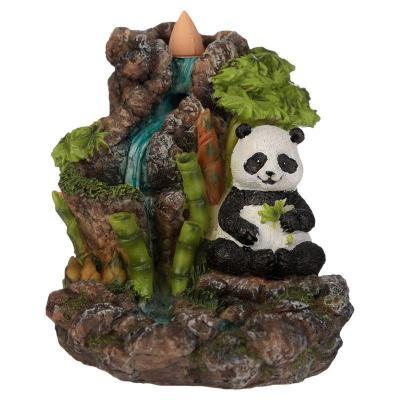 Brûleur d'Encens à Reflux - Panda