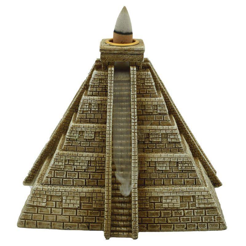 Back Flow Pyramide
