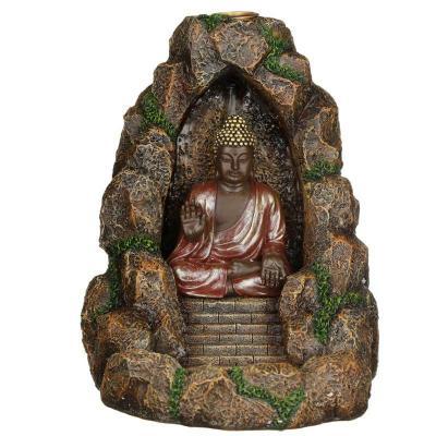 Brûleur d'Encens à Reflux - Bouddha Thailandais