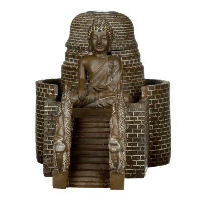 Brûleur d'Encens à Reflux - Bouddha Thai