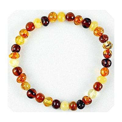 Bracelet Ambre 3 couleurs