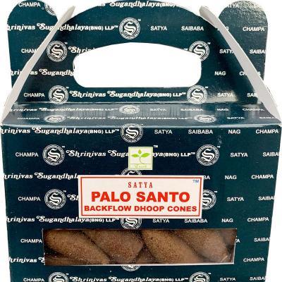 Satya Backflow Palo Santo
