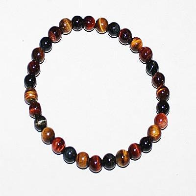 Bracelet 3 oeils 8 mm