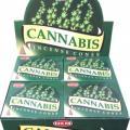 Cannabis cônes