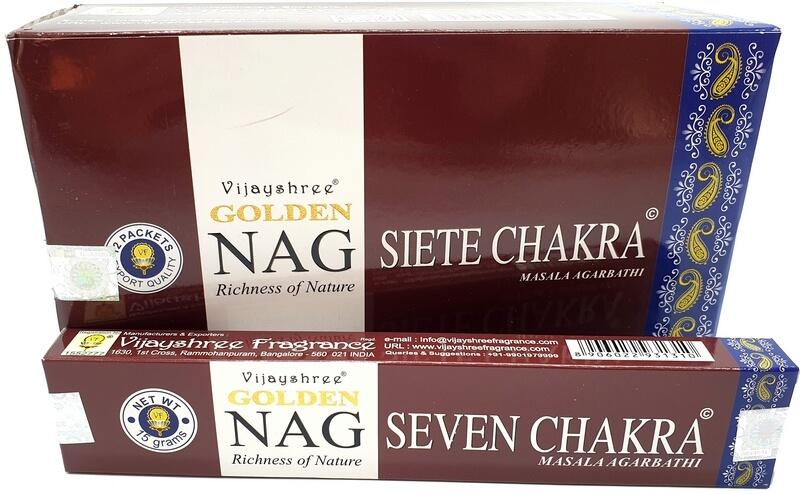 Nag 7 Chakras