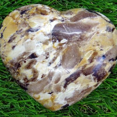 Coeur Jaspe Orbiculaire 211 g
