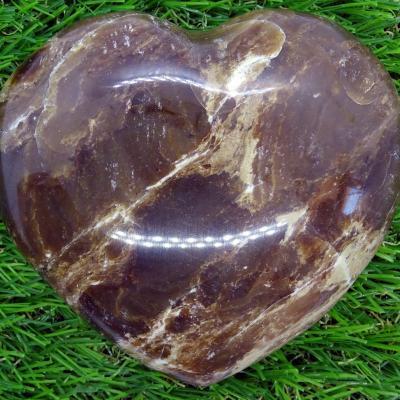Coeur Jaspe Orbiculaire 400 g