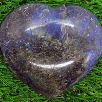 Coeur Labradorite 410 g