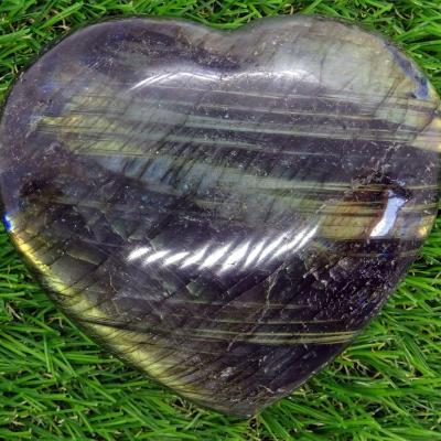 Coeur Labradorite 524 g