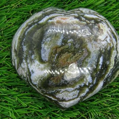 Coeur Jaspe Orbiculaire 20