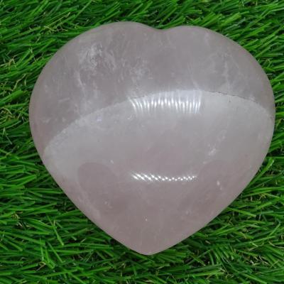 Coeur Quartz Rose (1)