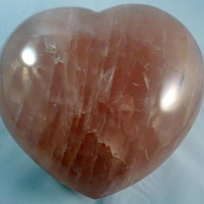 Coeur Quartz Rose 2.500 kgs