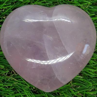 Coeur Quartz Rose  175 g