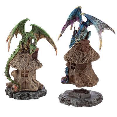 Porte-encens - Dragon de la forêt