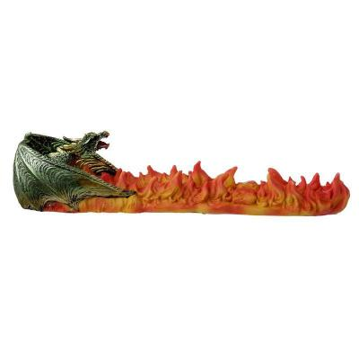 Porte - Encens - Volcan du Dragon vert