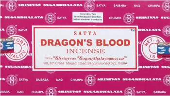 Satya Sang du Dragon