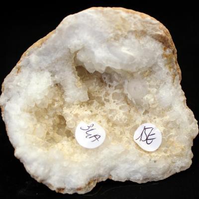Géode  Cristal de Roche (34A) 737 g
