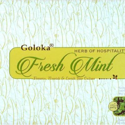 Goloka Menthe fraiche