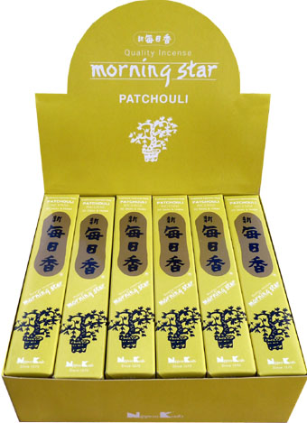 Morning star Patchouli
