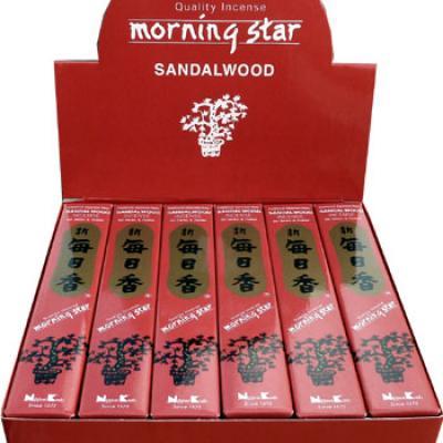 Morning Star Santal