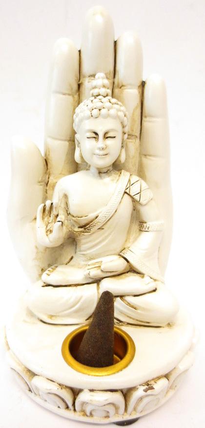 Porpte encens Bouddha assis