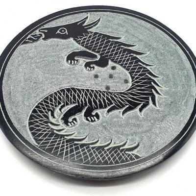 Porte Encens - Dragon
