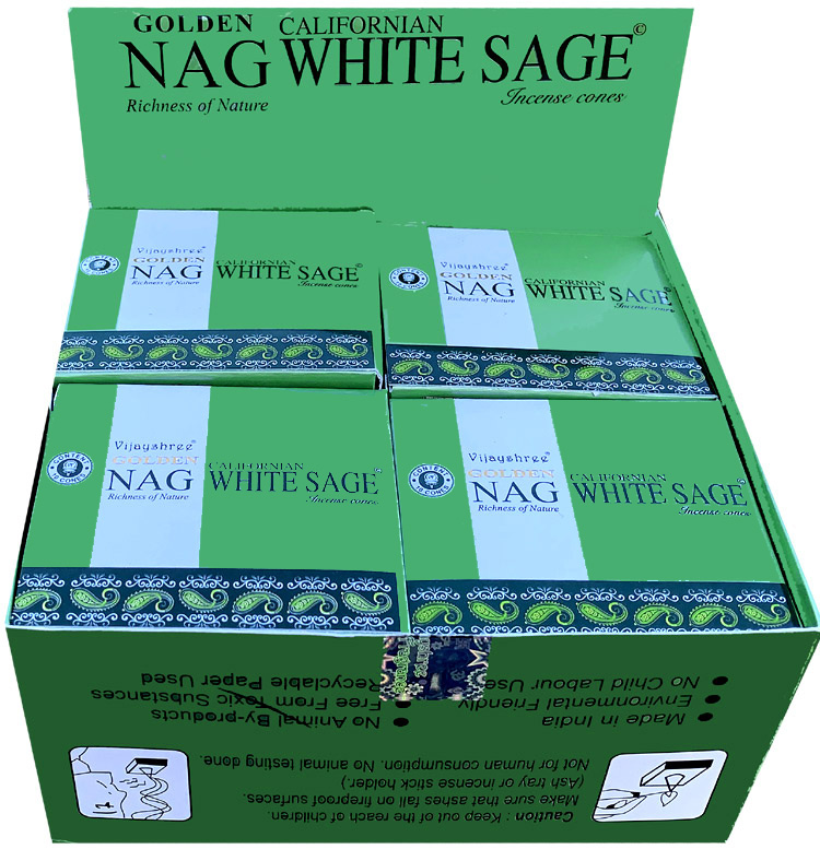 Nag Sauge Blanche