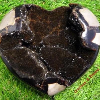Coeur Septaria sauvage 1.225 kg (23)