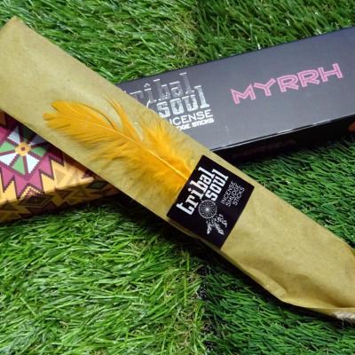 Tribal Soul - Myrrhe