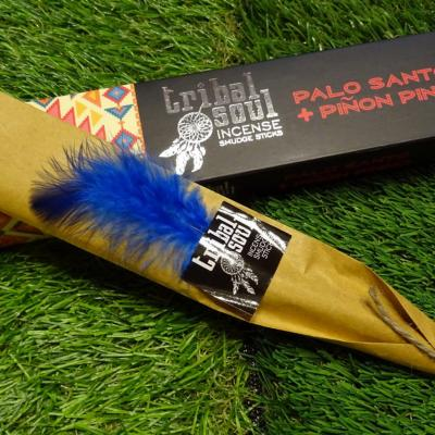 Encens Tribal Soul Palo Santo & Pin
